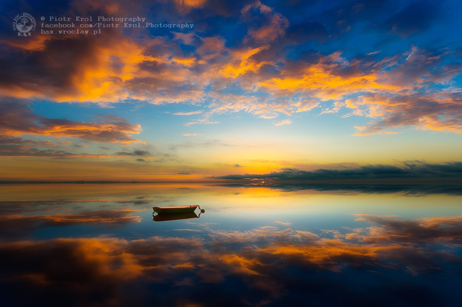 Photograph Alone in a colorful world by Piotr Krol on 500px