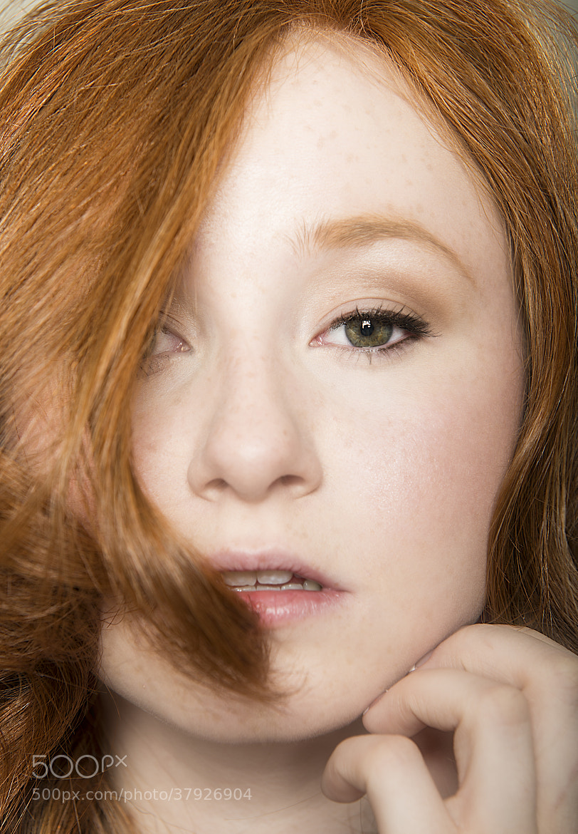 Photograph Red Hair by Troy Young on 500px