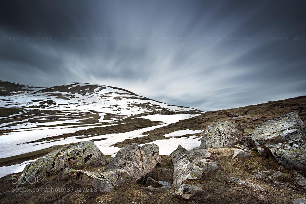 Photograph Plateau d'Emparis by Sarah Martinet on 500px