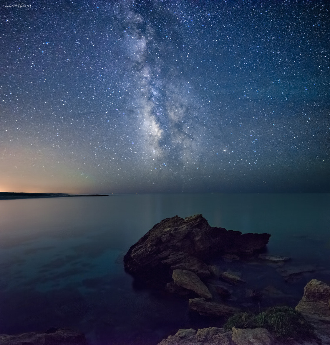 Photograph The Milky Way @Is Arutas by Luka180 S. on 500px