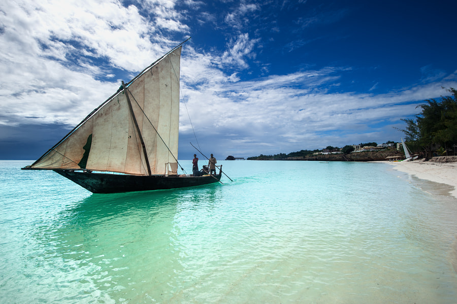 Photograph zanzibar beach by Vincent Xeridat on 500px