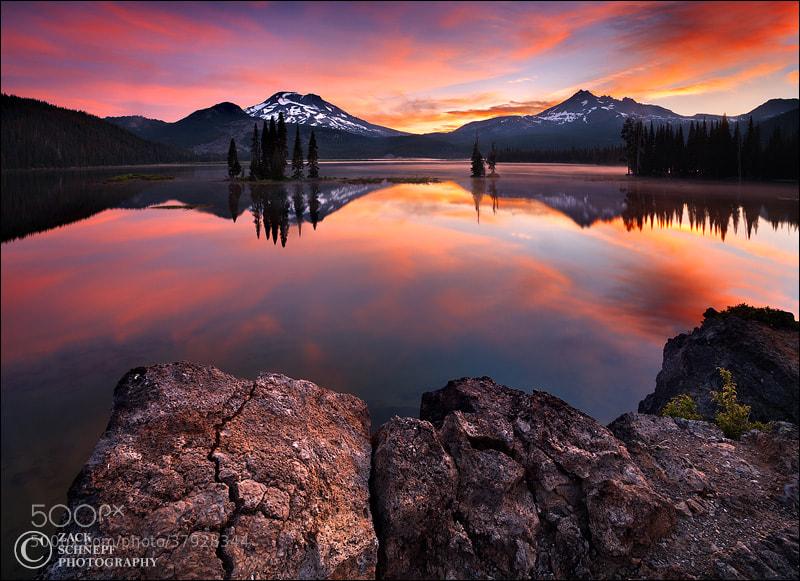 Photograph Sparks Lake Sunrise by Zack Schnepf on 500px