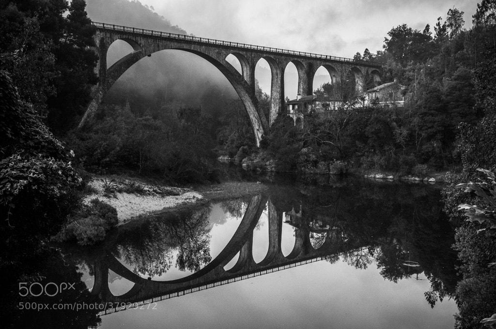 Photograph Ponte do Vouga by Jose Viegas on 500px