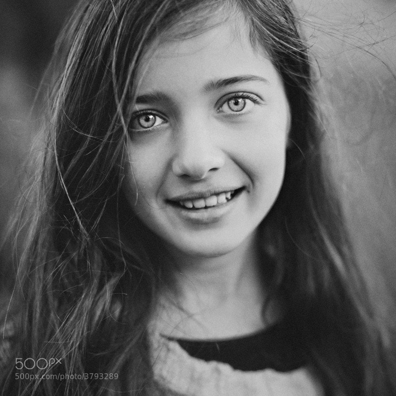 Photograph Pretty smile by monika MM on 500px
