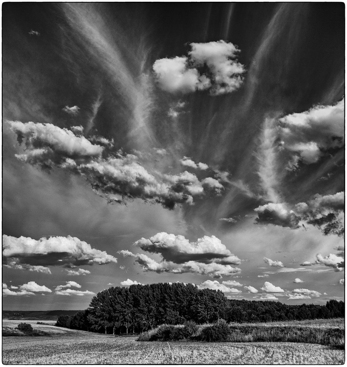 Photograph Cielo y tierra by Luis Mariano González on 500px