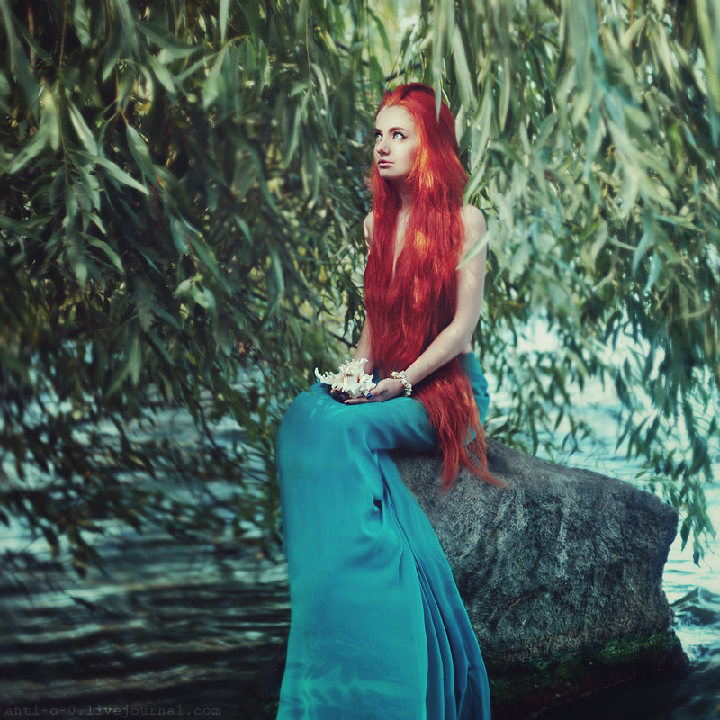 Photograph The little Mermaid by Anita Anti on 500px