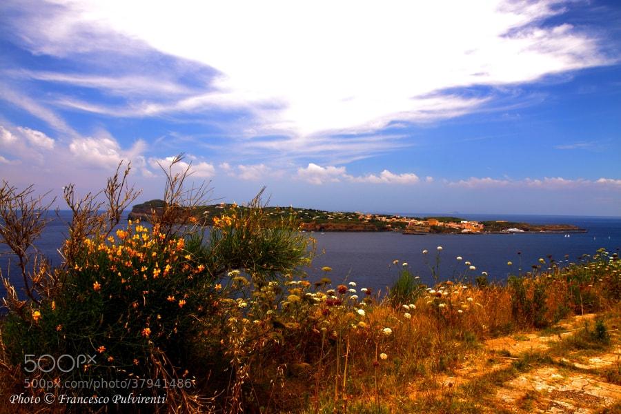Photograph Isola di Ventotene by Francesco Pulvirenti on 500px
