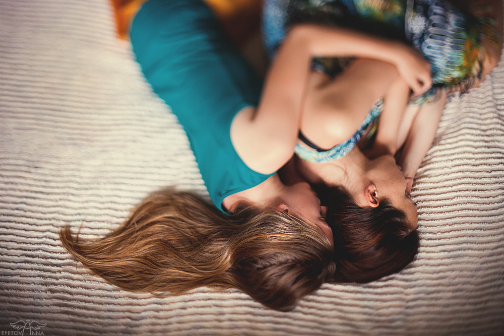 Photograph Sisters by Anna Efetova on 500px