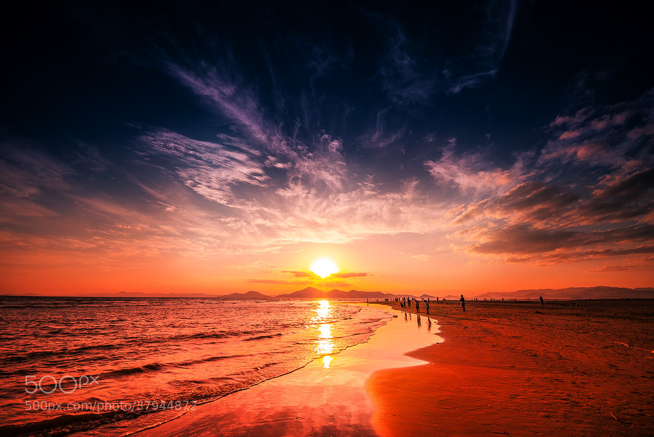 Photograph Sunset and clouds by photographer photopia on 500px