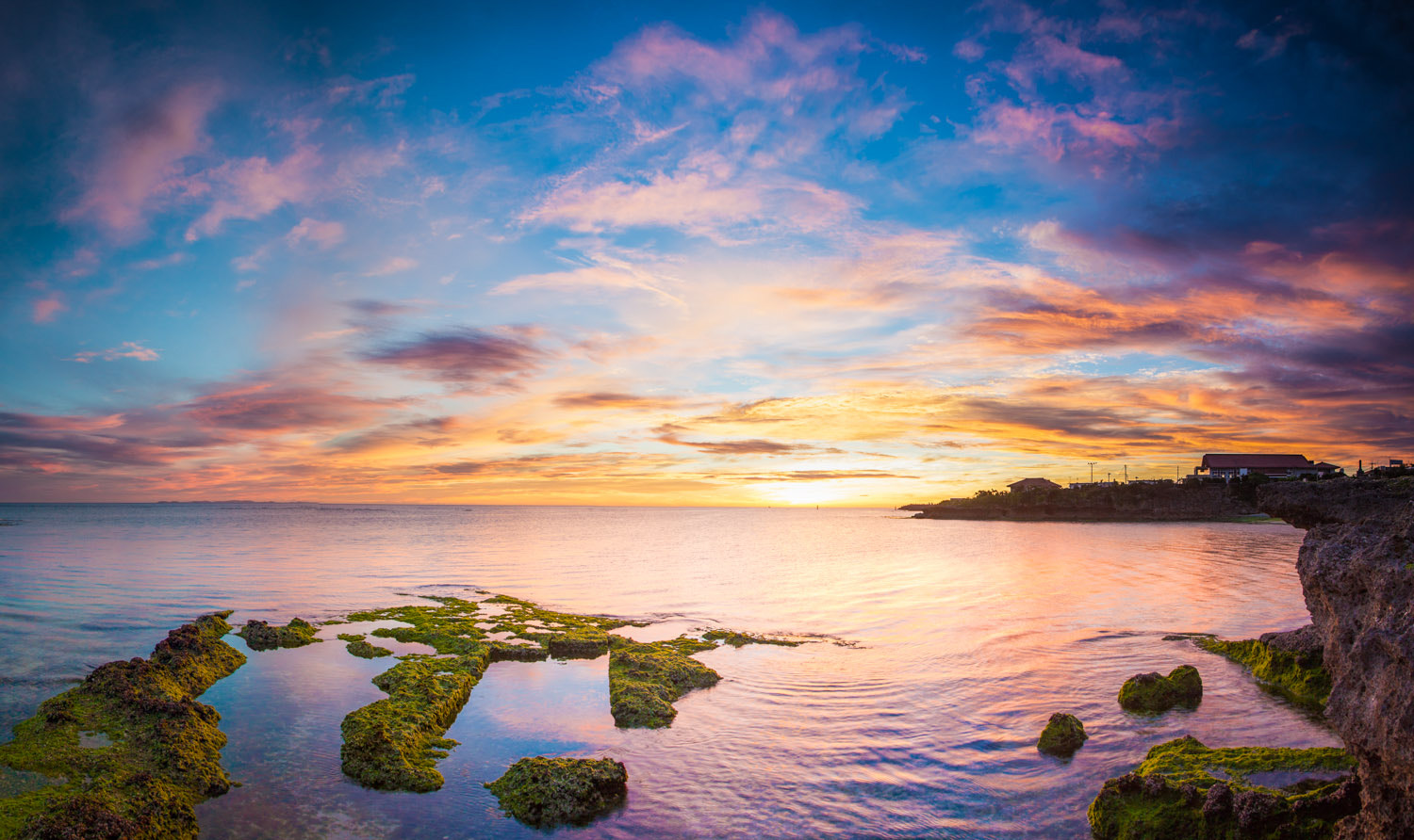 Photograph Okinawa Magic by Pete Leong on 500px