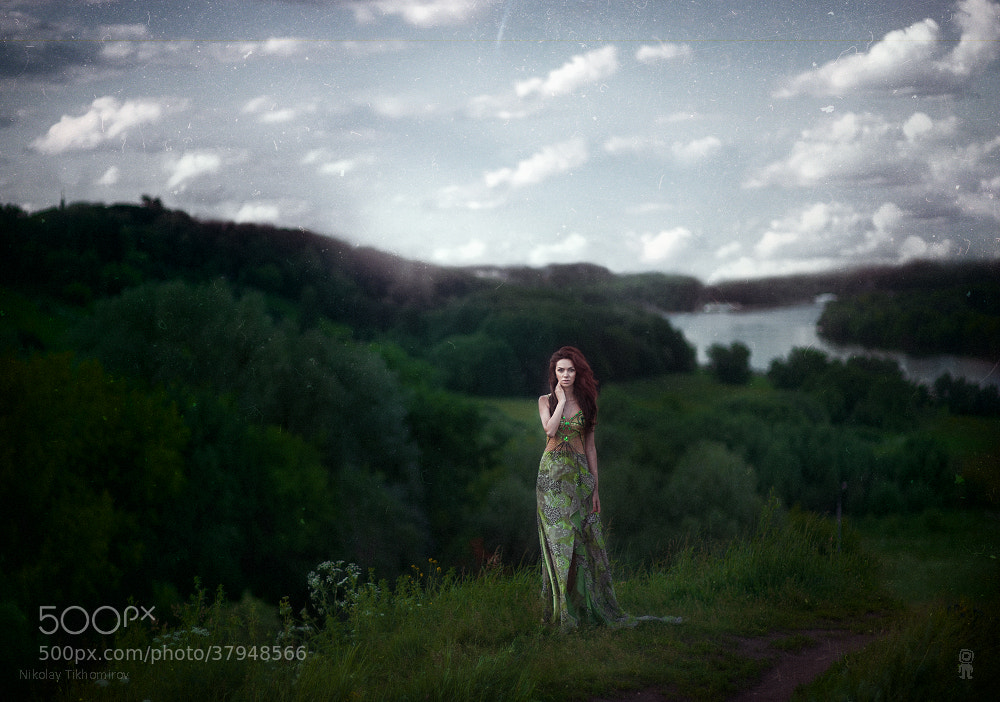 Photograph Lera by Nikolay Tikhomirov on 500px