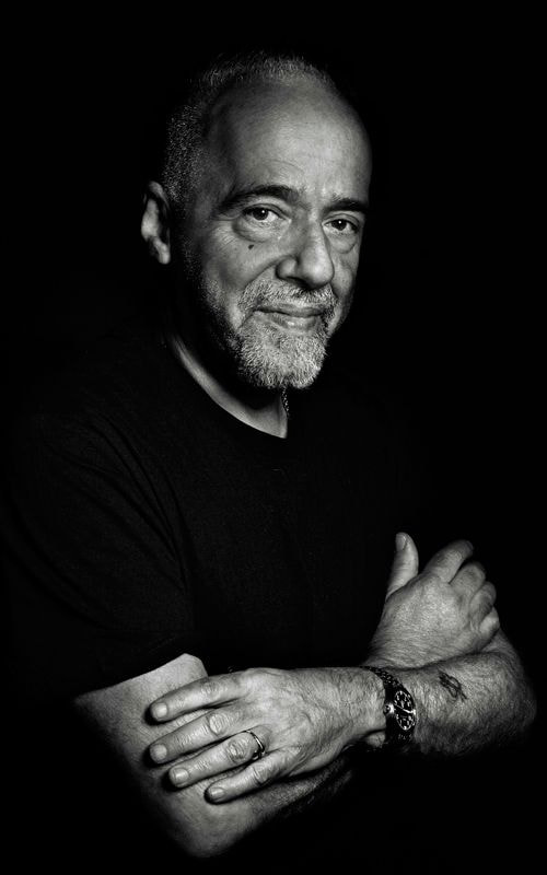 Photograph Paulo Coelho by Christian Gram Bredskov on 500px