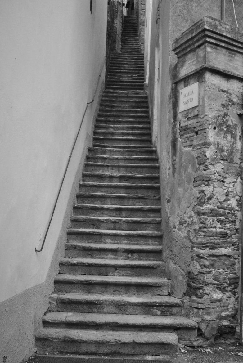 Photograph holy stairs by Matteo Gorini on 500px