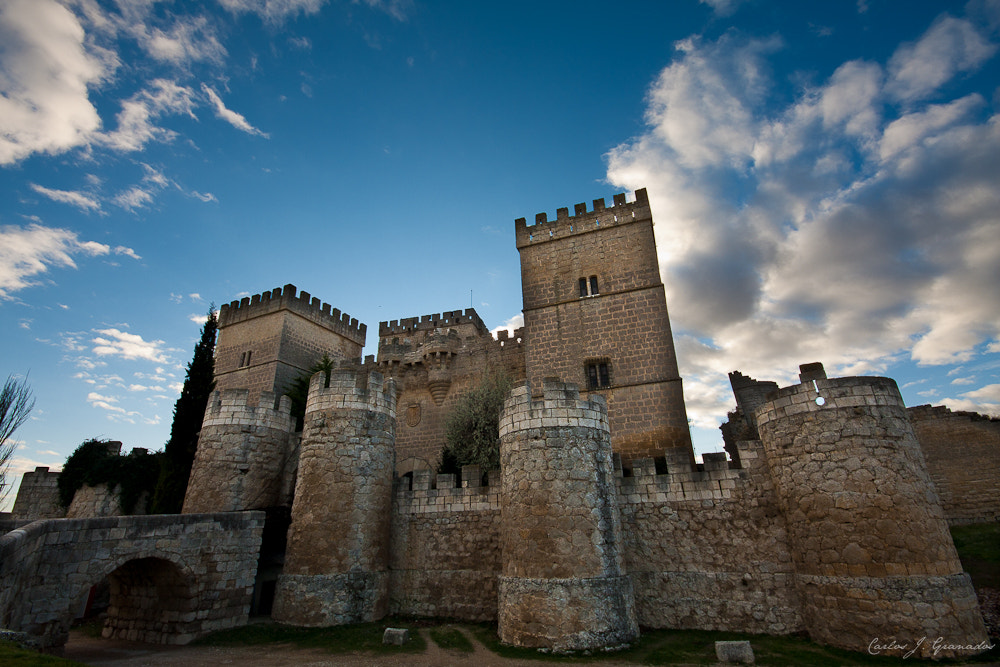 Photograph Castillo de Ampudia by Carlos JG on 500px