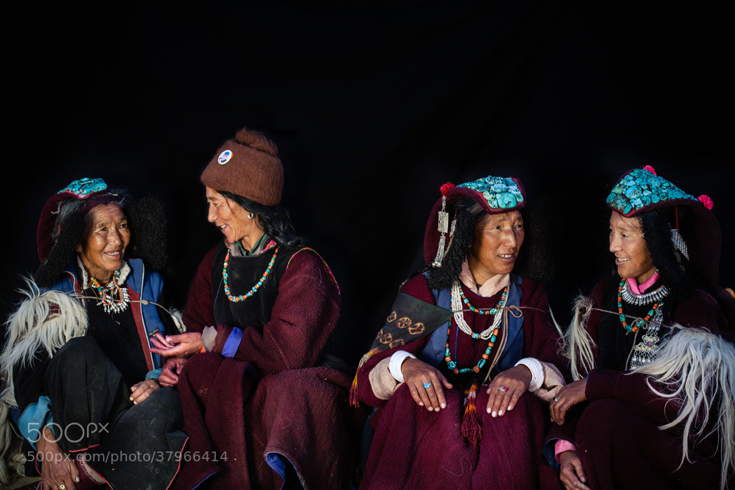 Photograph Women of Zanskar by Philippe CAP on 500px