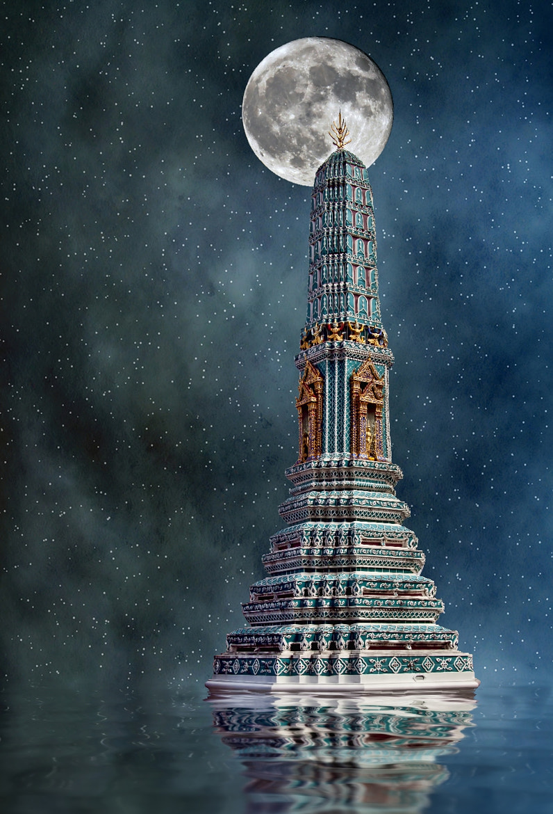 Photograph Temple to the Stars by Shirley Jean on 500px