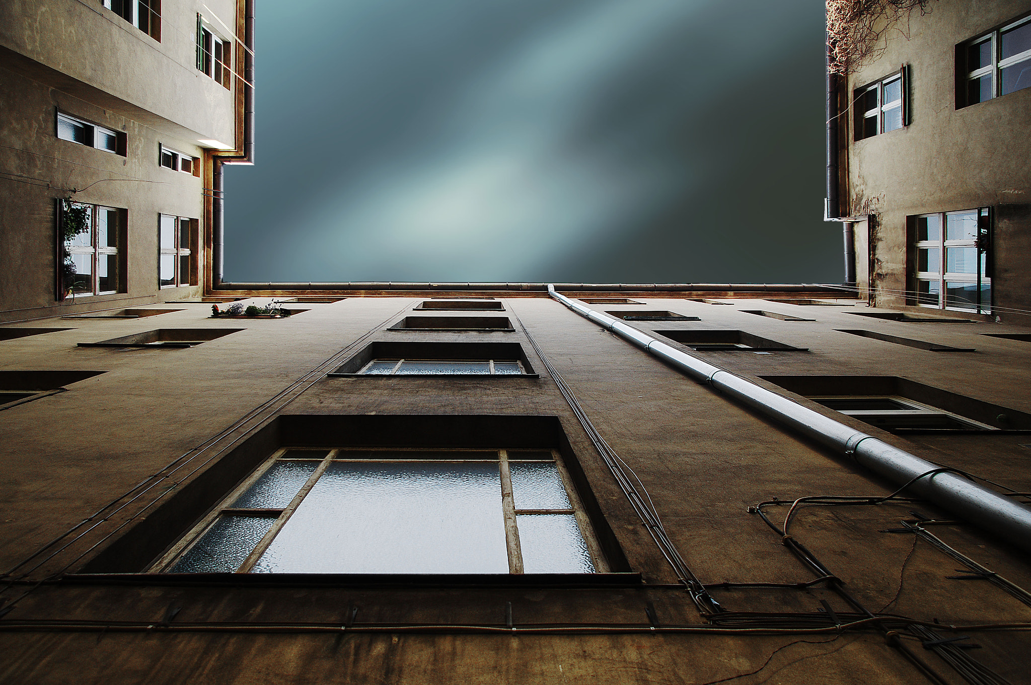 Photograph backstreet by Michael Köster on 500px