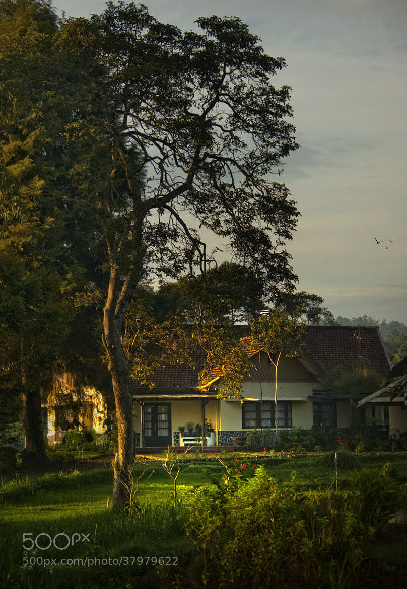 Photograph Home sweet home by Saelan Wangsa on 500px