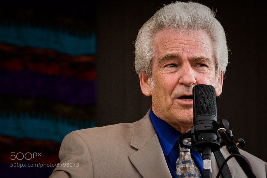 The Del McCoury Band performs at the tenth annual Gathering of the Vibes Music Festival at the Indian Lookout Country Club in Mariaville, NY on 8/14/2006.