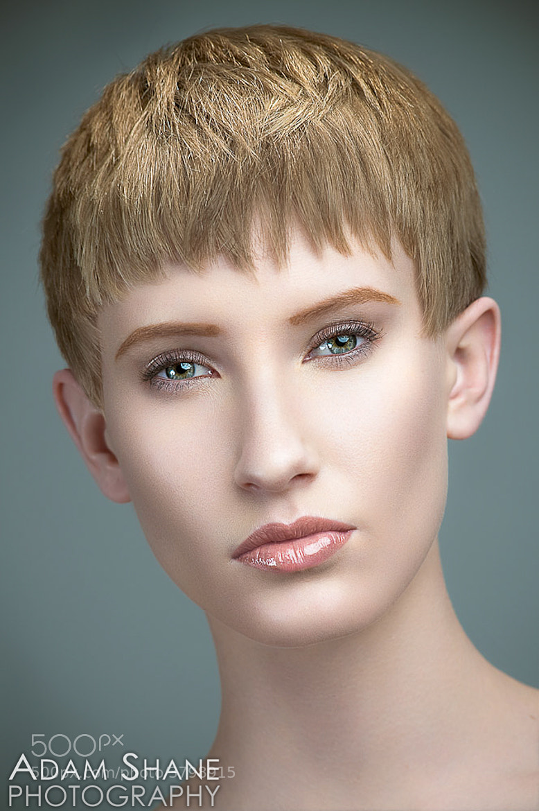 Photograph Short Hair Studio Looks by Adam Shane on 500px