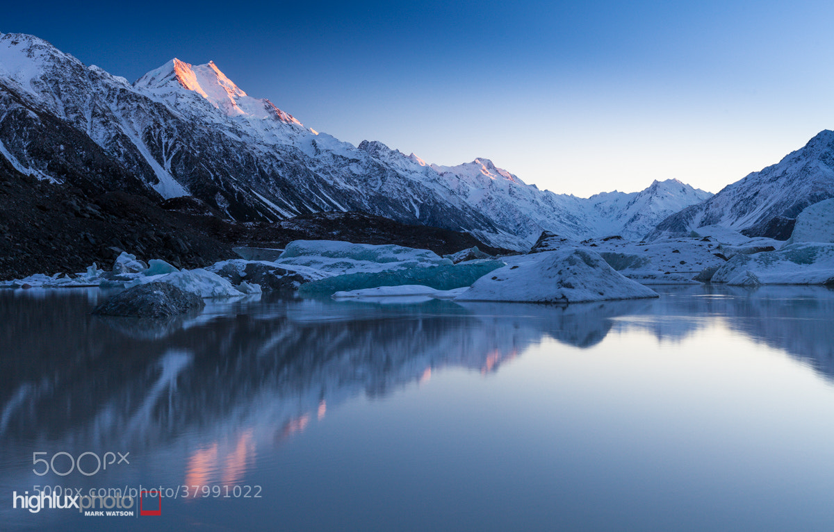 Photograph New Zealand's Highest by Mark Watson on 500px