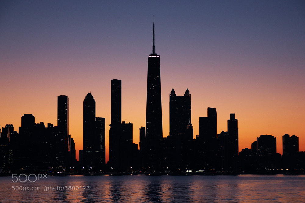 Photograph chicago by Dara Pilyugina on 500px
