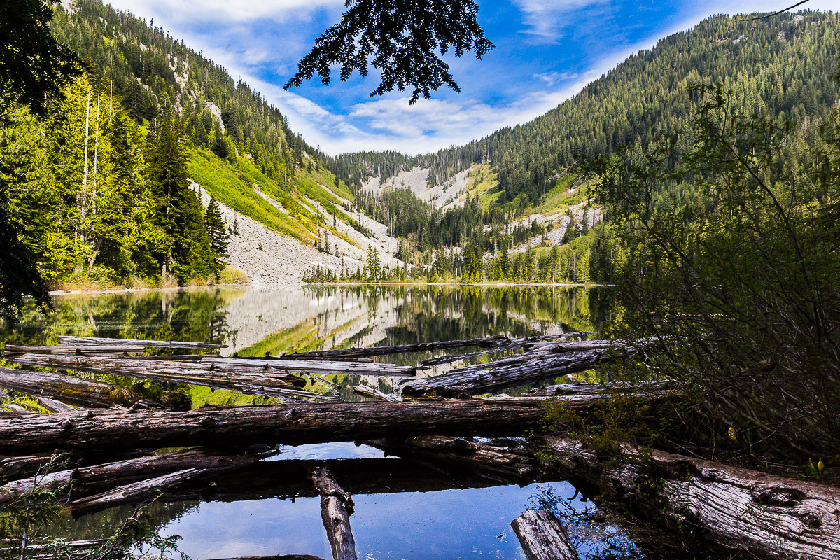 Photograph Talapus lake by Michael Williams on 500px