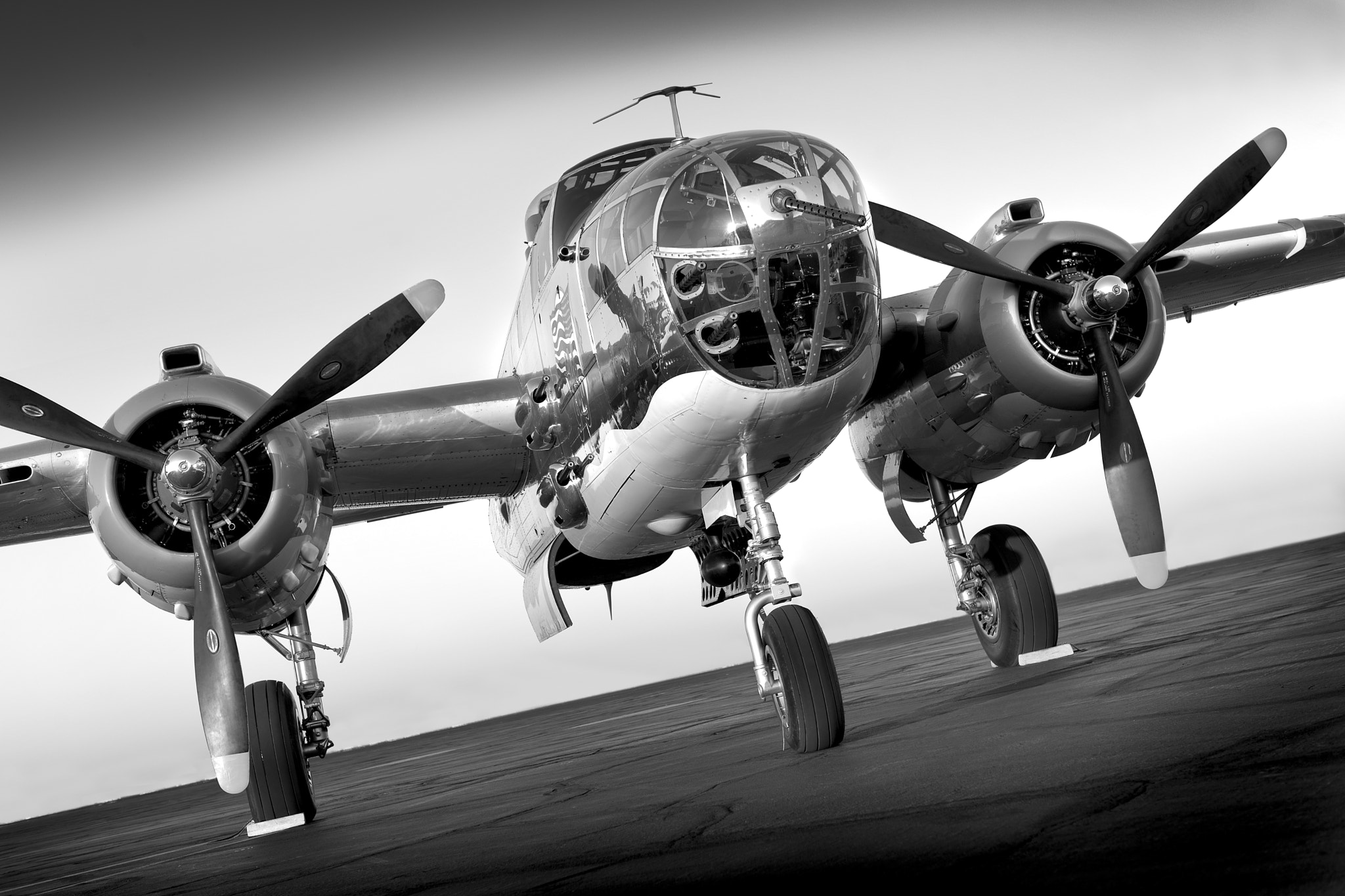 Photograph B-25 'Princess Prowler' by Tyson Rininger on 500px