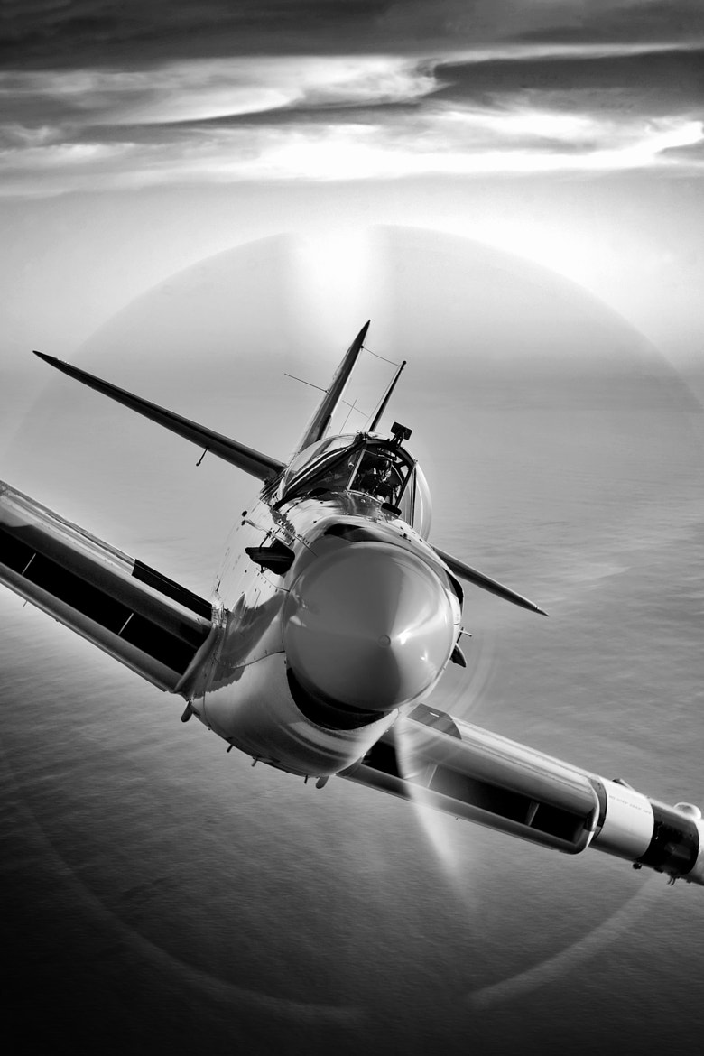 Photograph Fairey Firefly on the attack by Tyson Rininger on 500px