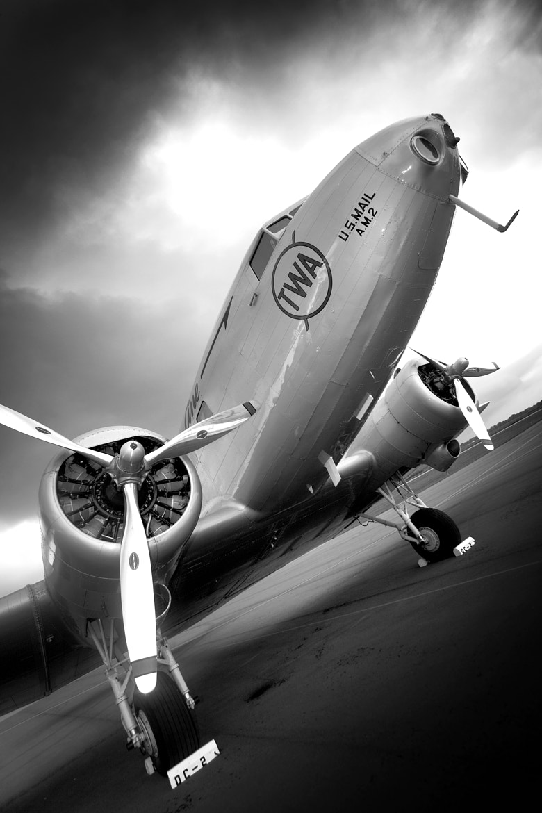 Photograph Douglas DC-2 by Tyson Rininger on 500px