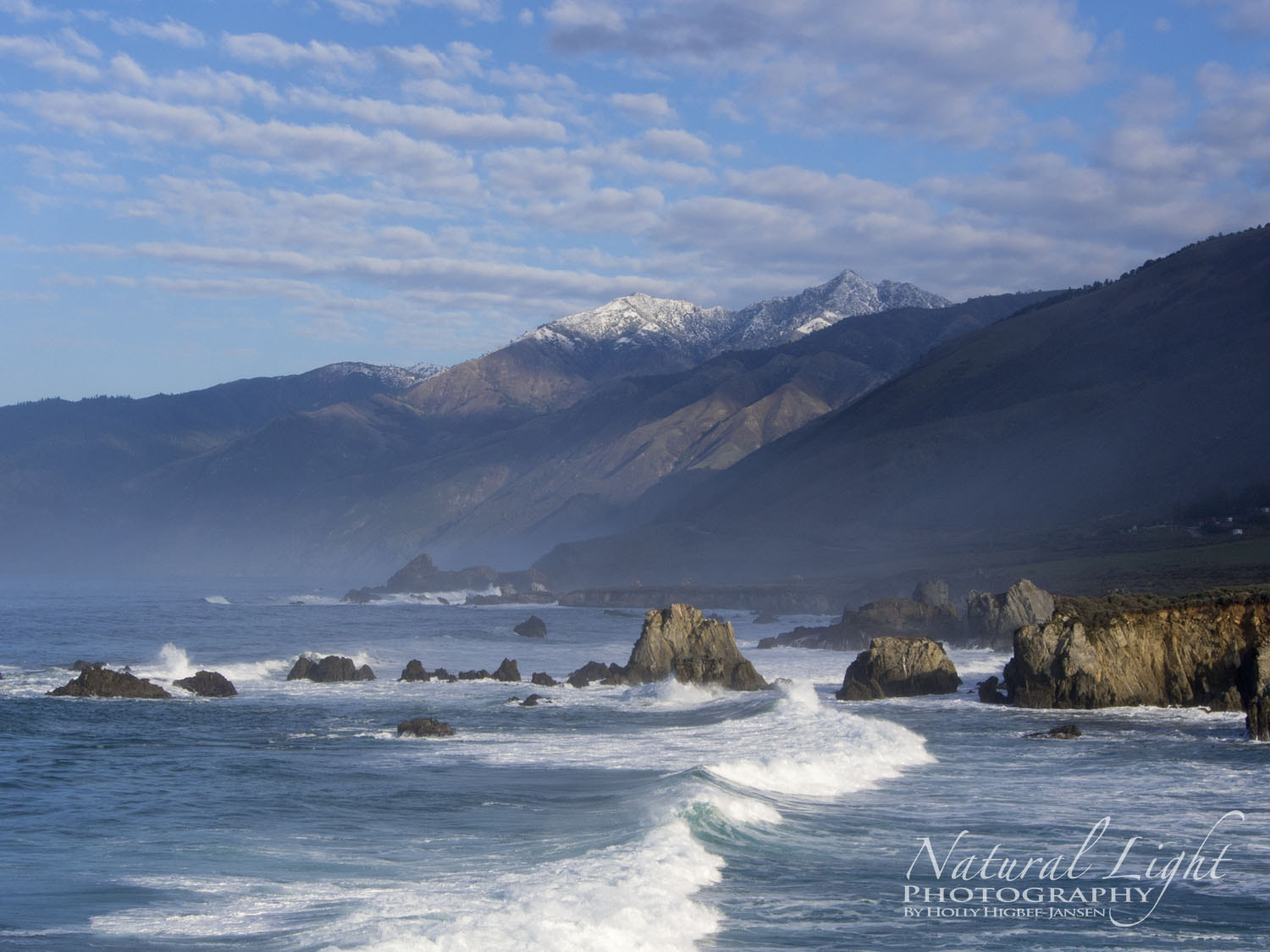 Photograph Big Sur Winter Swell by Holly Higbee-Jansen on 500px