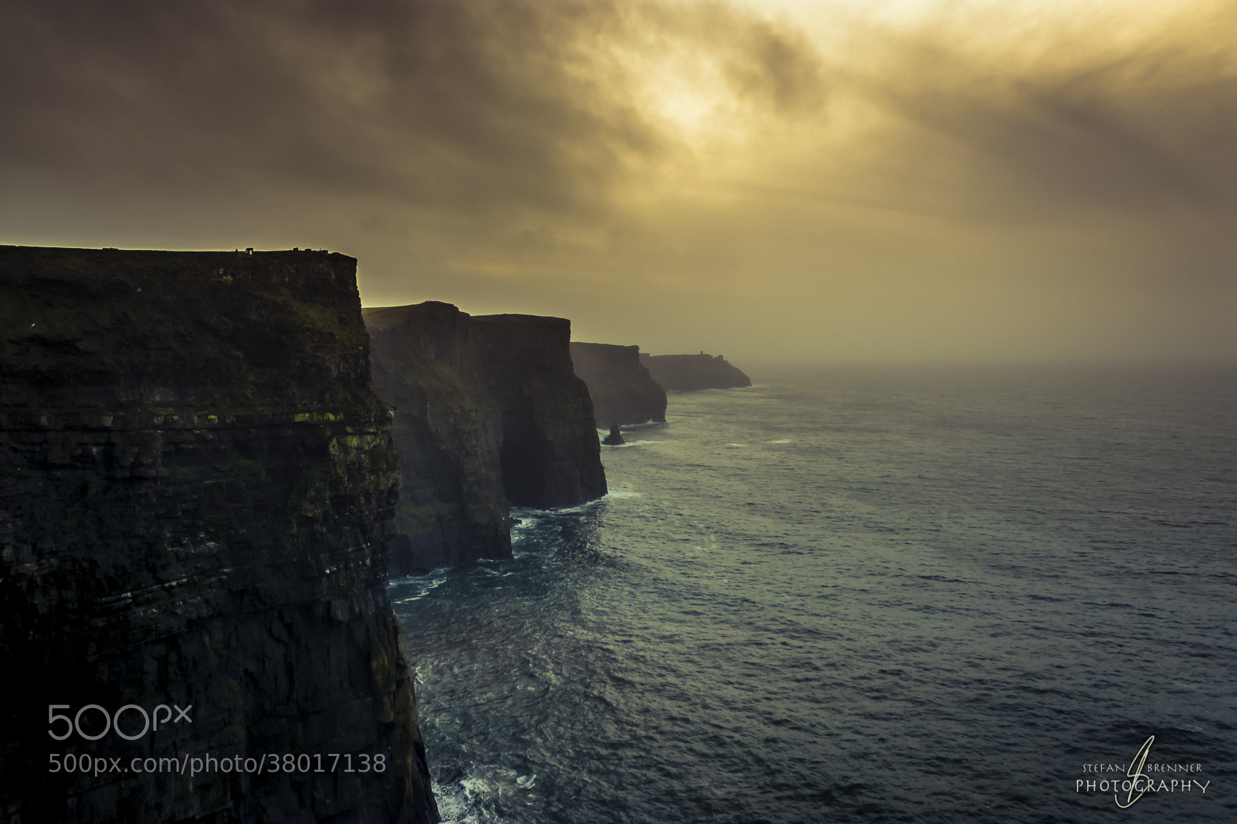 Photograph Cliffs of Moher by Stefan Brenner on 500px