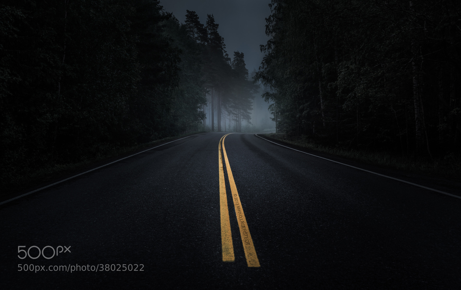 Photograph On My Way by Mikko Lagerstedt on 500px