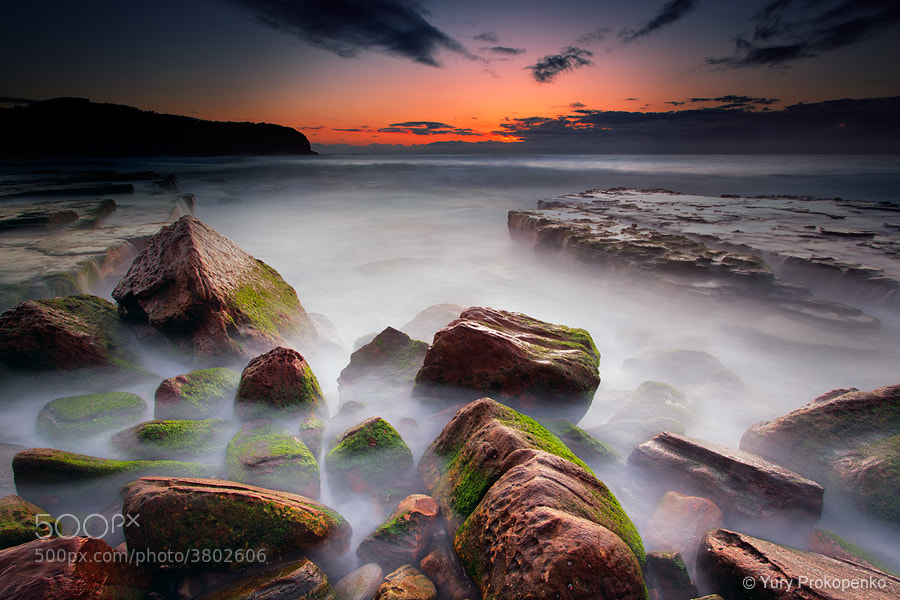 Photograph Turimetta Dawn by Yury Prokopenko on 500px