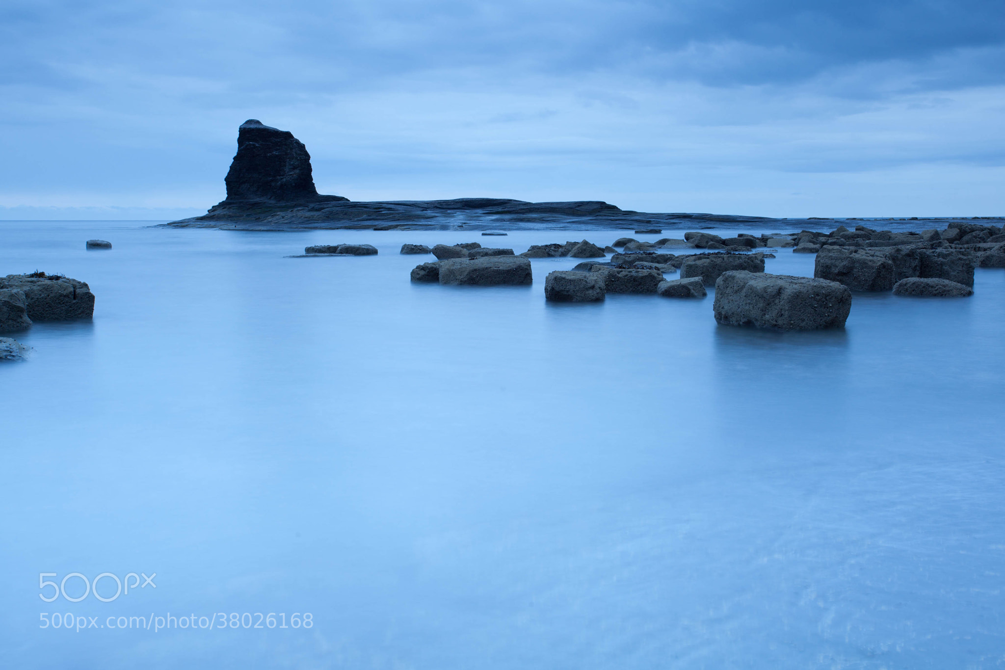 Photograph Black Nab Blues by Carl Mickleburgh on 500px