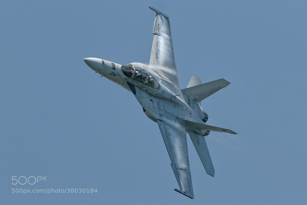 Photograph F-18 by Darek Siusta on 500px