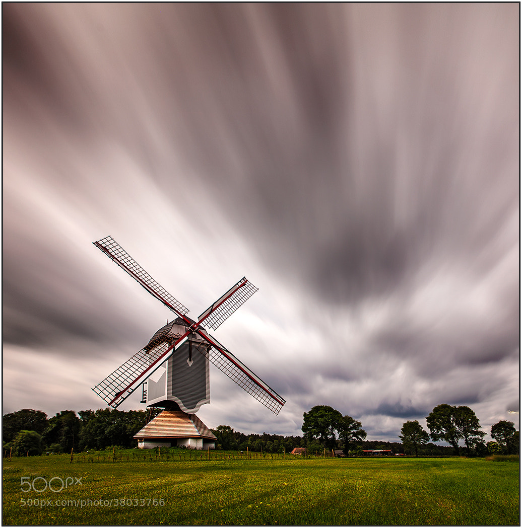 Photograph The Mill  by wim denijs on 500px