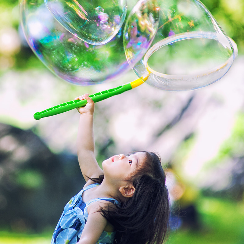 Photograph Bubble  by Itoodmuk   on 500px