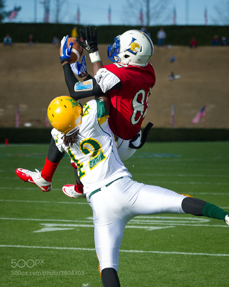 Photograph 2011 Shrine Bowl by Ken Toney on 500px