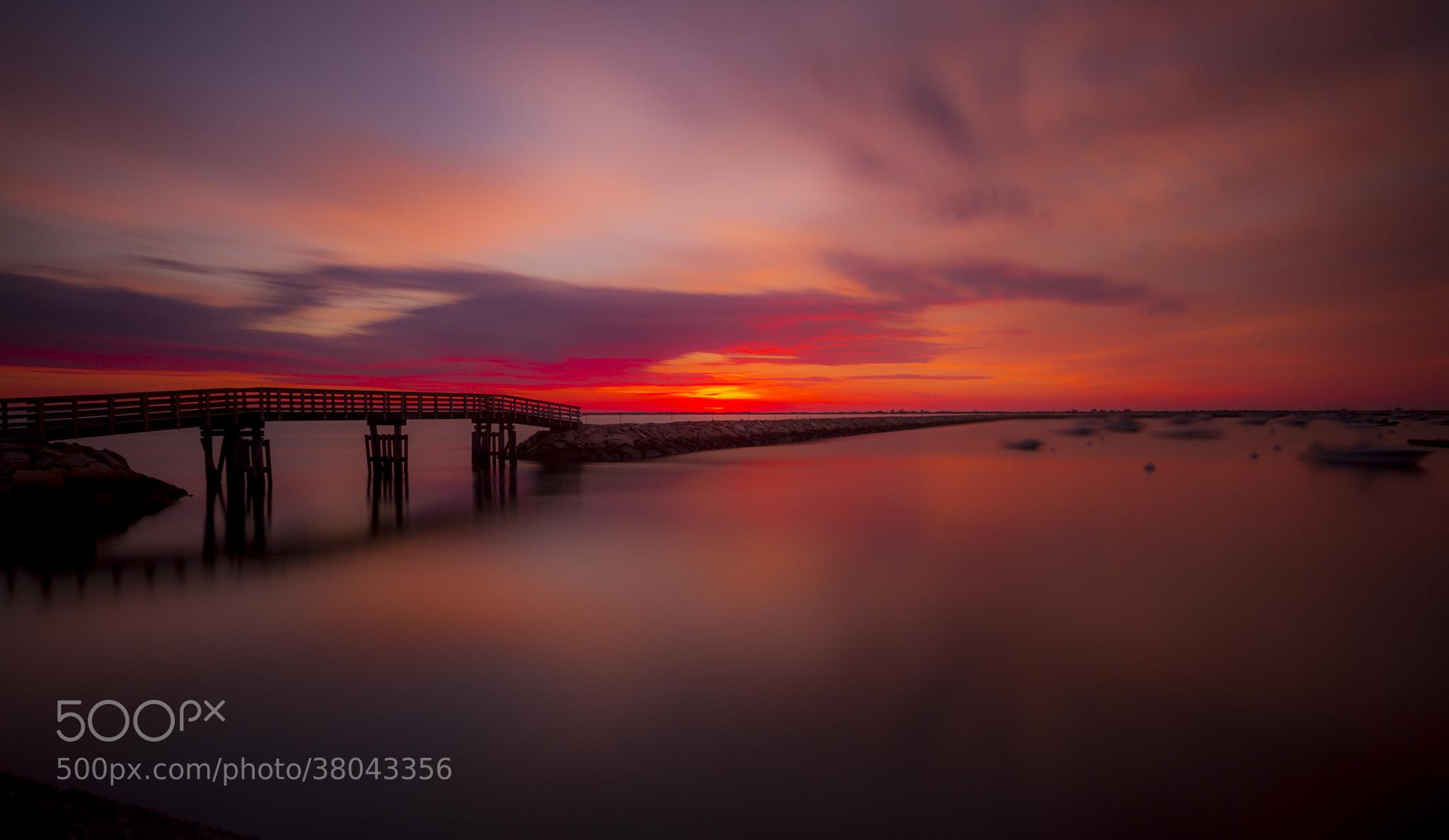Photograph Plymouth Sunrise by Kerim Hadzi on 500px