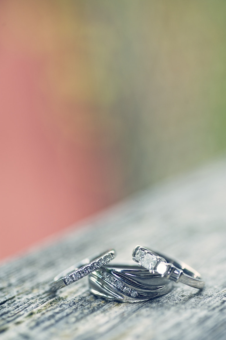 Photograph Wedding Rings - Bokeh by Mark Shannon on 500px