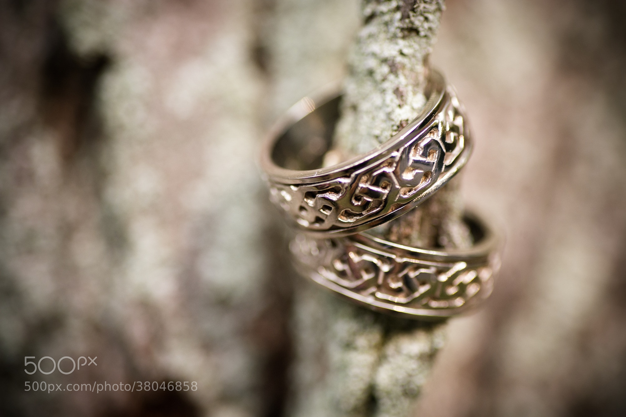 Photograph Wedding Rings - Natural by Mark Shannon on 500px