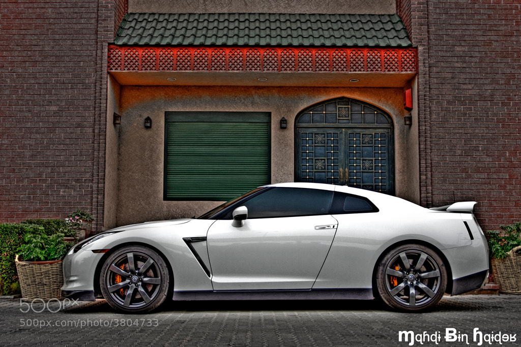 Photograph GT-R by Mahdi BinHaider on 500px