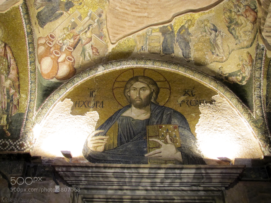 Photograph Christ in the Entryway  by Addik Zwiers on 500px