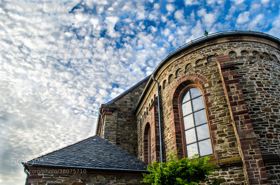 Photograph smal church by Gunter Werner on 500px
