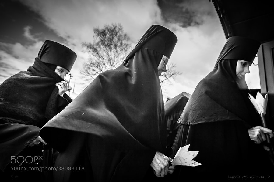 Photograph Sisters in Christ  by Vladimir Orlov on 500px