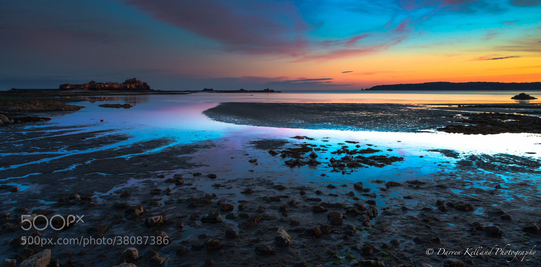 Photograph Twilight Part II by Darren Kelland on 500px