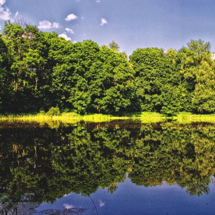 Bykovo Country Estate's Pond (Пруд Усадьбы Быково)