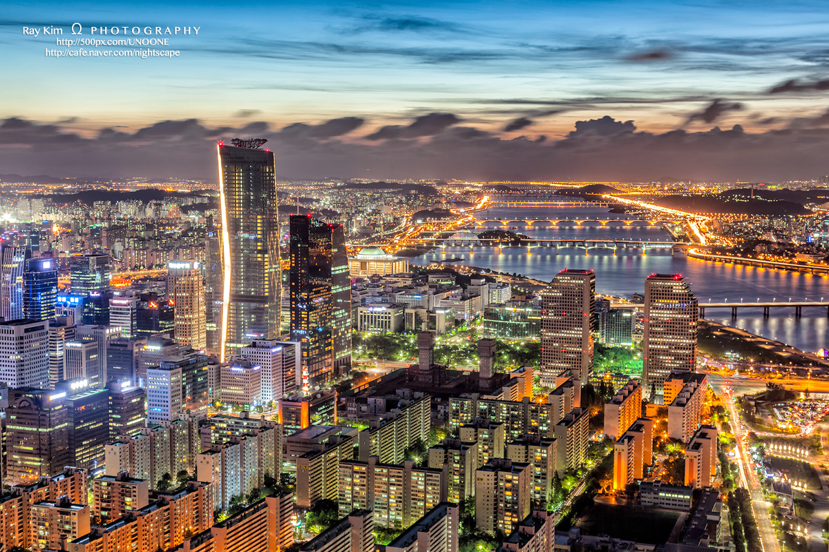 Photograph City in summer by G. Nom on 500px