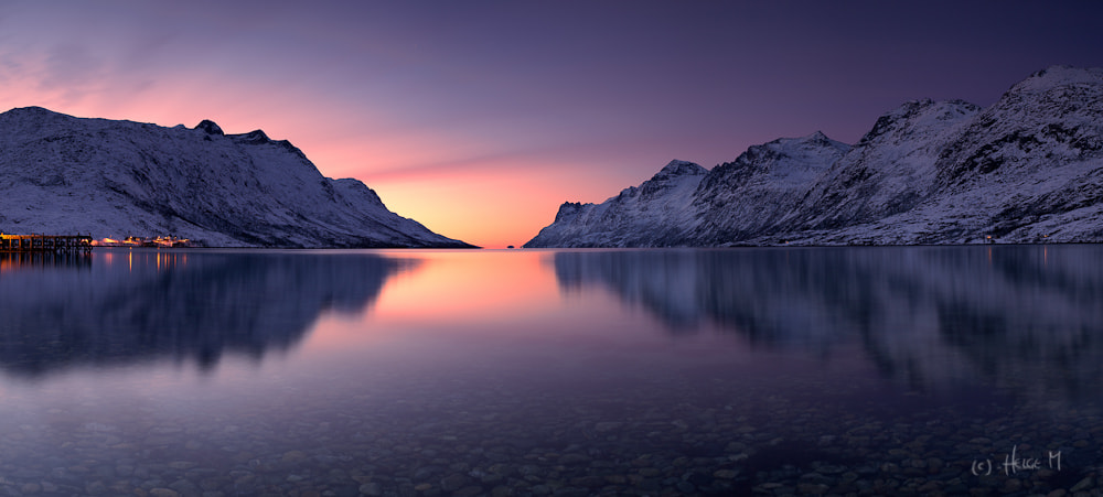 Photograph Ersfjordbot, just a week until Christmas by Helge Mortensen on 500px